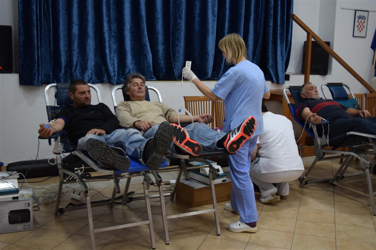 DDK Preko poziva na dobrovoljnu akciju darivanja krvi