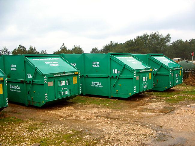 U listopadu odvoz krupnog otpada u Općini Preko