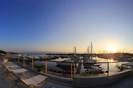 Olive Island Marina iz Sutomišćice najbolja mala marina u Hrvatskoj