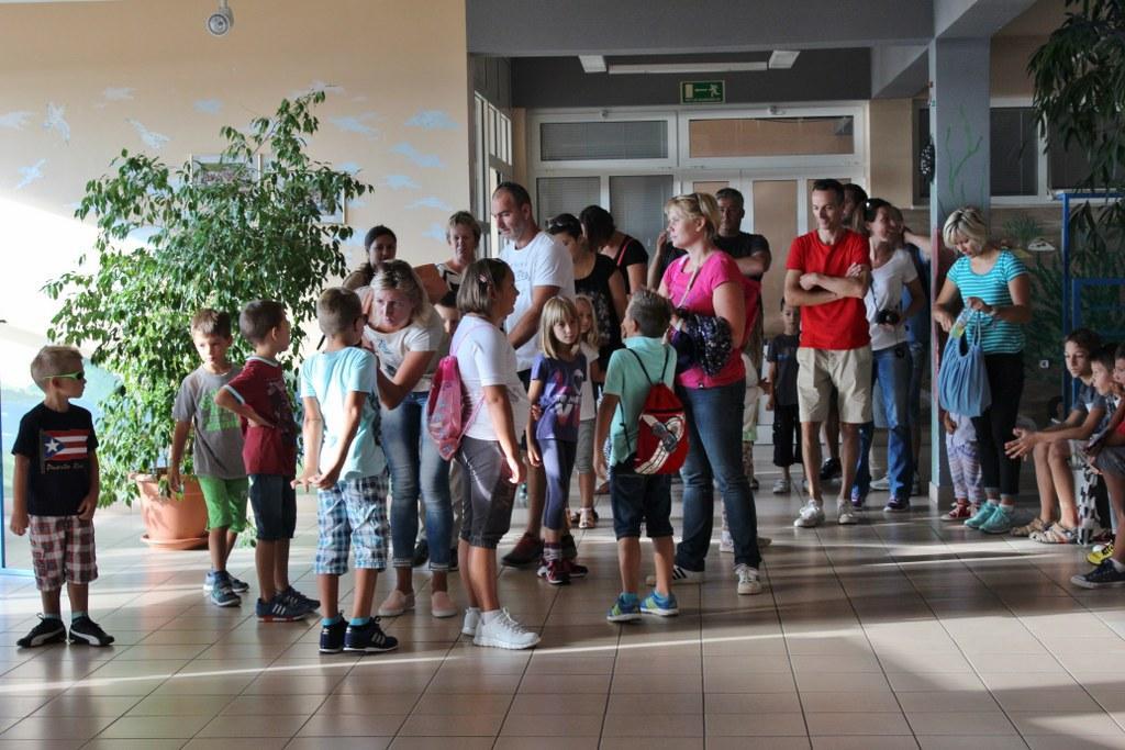 OŠ Valentina Klarina bogatija za 34 učenika