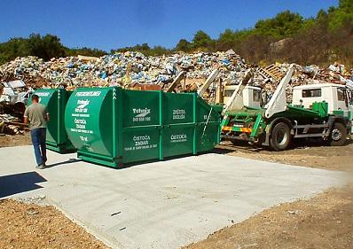 Odvoz krupnog otpada od 15. rujna