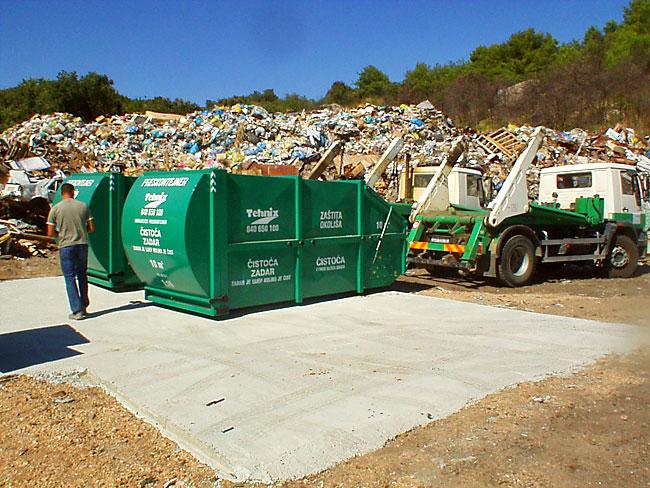 Od 19. do 29. listopada odvoz krupnog otpada na području Općine Preko
