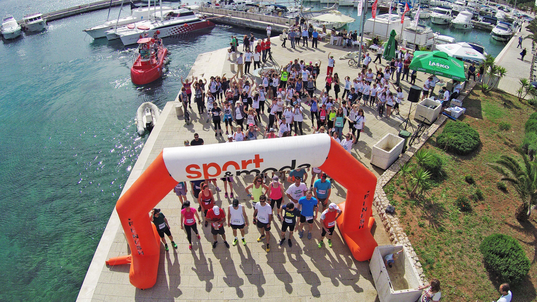 Više od 120 natjecatelja na Gospodaru otoka, najbrži Franov i Nešović