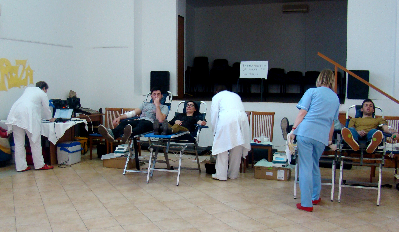 Prva ovogodišnja akcija dobrovoljnog darivanja krvi DDK Preko