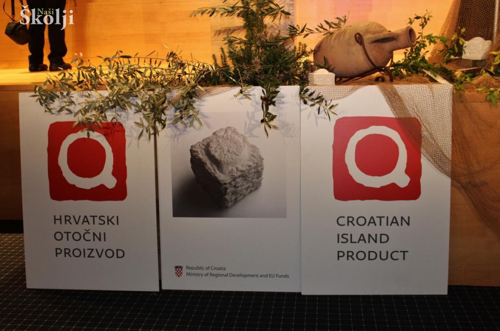 Preko: Ministrica Žalac na dodjeli priznanja Hrvatski otočni proizvod