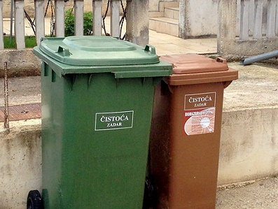 Obavijest o podjeli kompostera za stanovnike Preka, Poljane i Lukorana