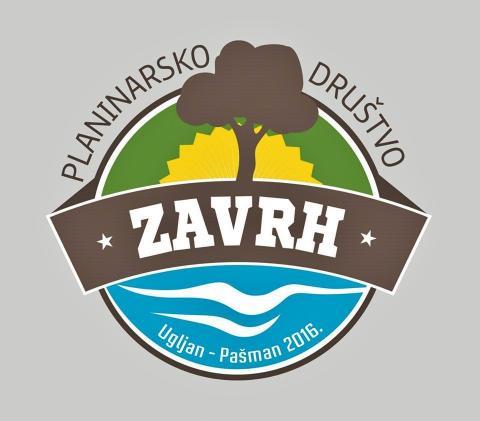 PD Zavrh, prvo planinarsko društvo Ugljana i Pašmana
