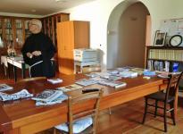 Knjižnica samostana na Školjiću zaštićeno kulturno dobro RH