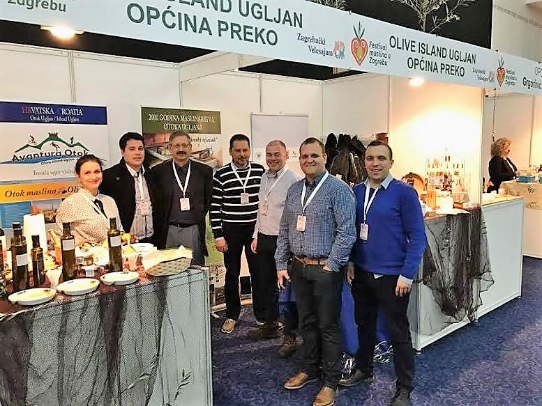 Sjajna promocija općine i otoka na Festivalu maslina u Zagrebu