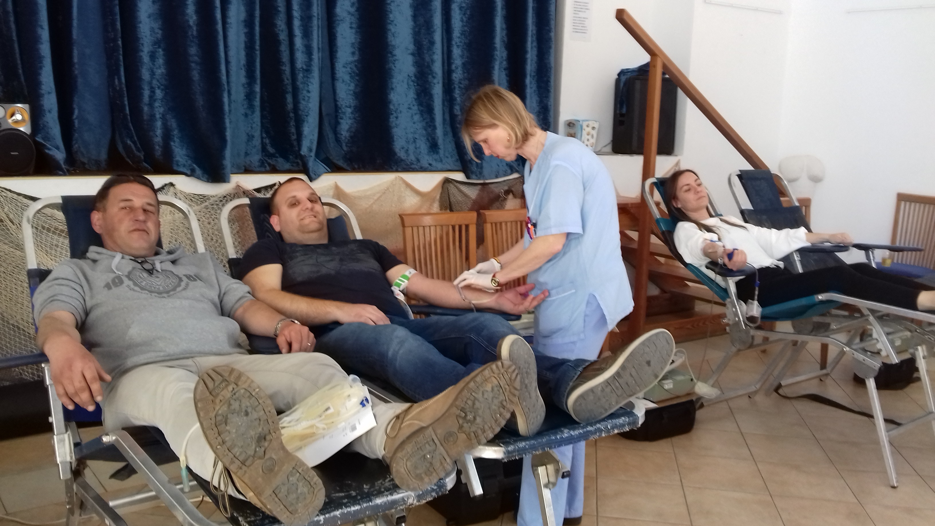Akcija darivanja krvi DDK Preko: Prikupljene 22 doze