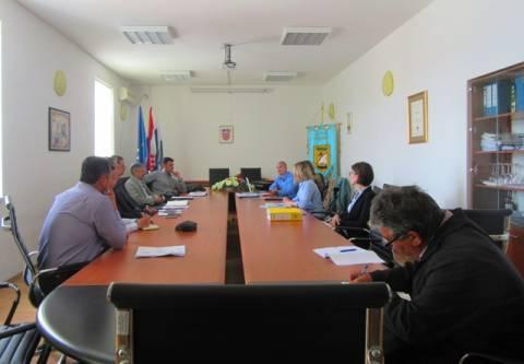 Održan sastanak projektnog tima za Aglomeraciju Preko – Kali