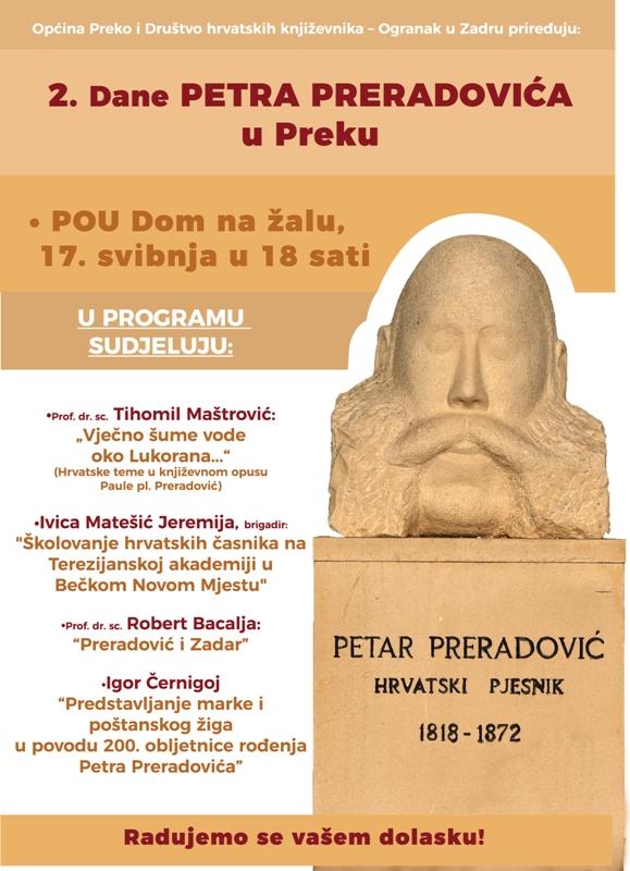 Dani Petra Preradovića
