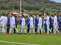 """Svečanost u Sutomišćici: Otvoreno novouređeno nogometno igralište  """"Foša"""""""
