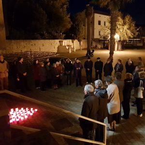 Sjećanje na žrtve Vukovara, Škabrnje i Nadina