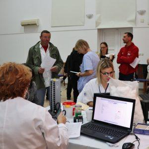DDK Preko ove godine prikupio 76 doza  krvi