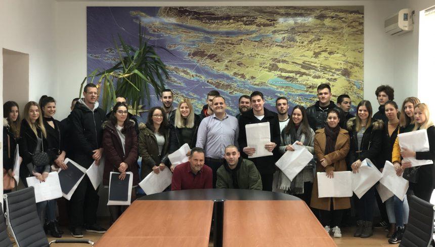 Općina Preko odobrila bespovratnu financijsku pomoć za 43. studenta