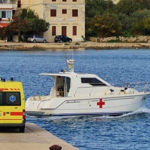 Na godinu dana produžen prijevoz hitnih medicinskih slučajeva s otoka Ugljana i Pašmana