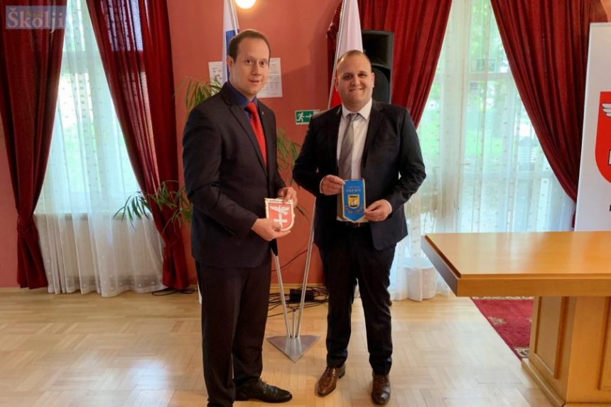 Općina Preko i DVD Preko u uzvratnoj posjeti u Slovačkoj