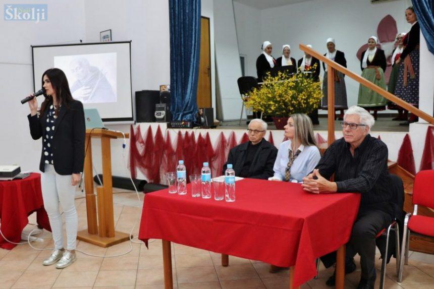 """Predavanje o Blaženom Jakovu Zadraninu u POU """"Dom na žalu"""""""