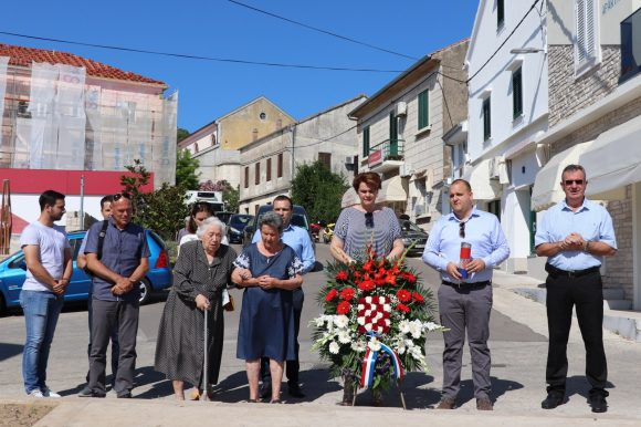 U Općini Preko obilježen Dan državnosti Republike Hrvatske