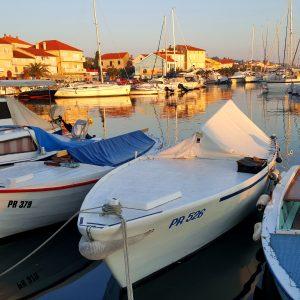 Na otoku Ugljanu zabilježen veći broj dolazaka i noćenja turista