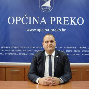Obraćanje načelnika Jure Brižića povodom Dana Općine Preko